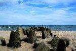 Plaża i morze, Niechorze