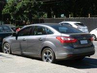 Przykład samochodu marki Ford Focus